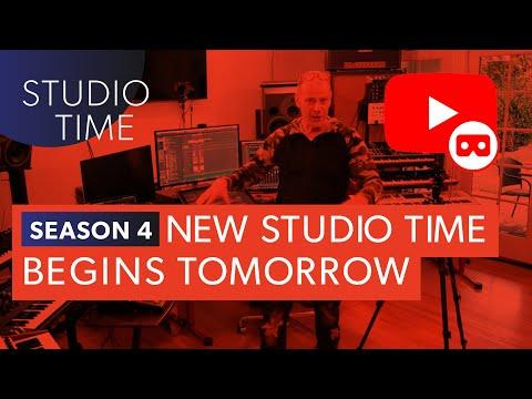STUDIO TIME: SEASON 4 PREVIEW (VR)