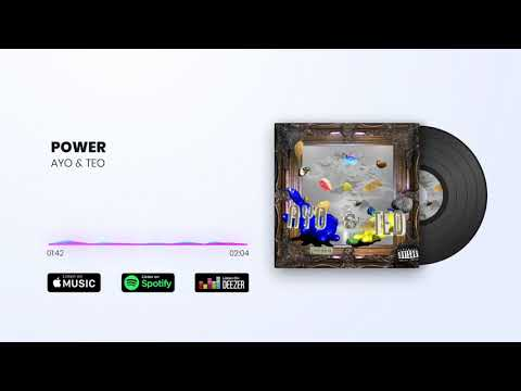 Ayo & Teo - Power (Official Audio)
