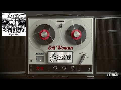 SAXON - Evil Woman (Official Audio)