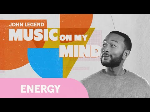 Boost Energy or Go to Bed   Music on My Mind with John Legend & Headspace