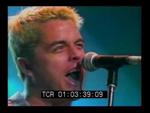 Green Day - Brat (Live in Prague)