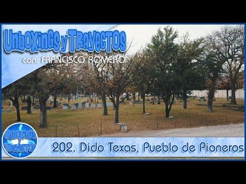 202. Dido Texas, Pueblo de Pioneros