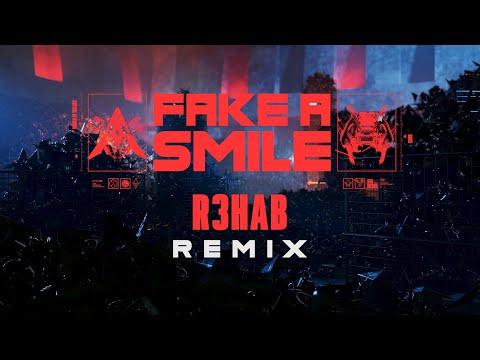 @Alan Walker & salem ilese - Fake A Smile (R3HAB Remix Visualiser)
