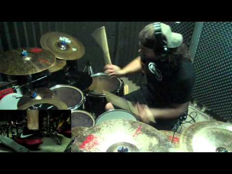 """Nick Pierce  - Unearth - """"Guards of Contagion"""""""