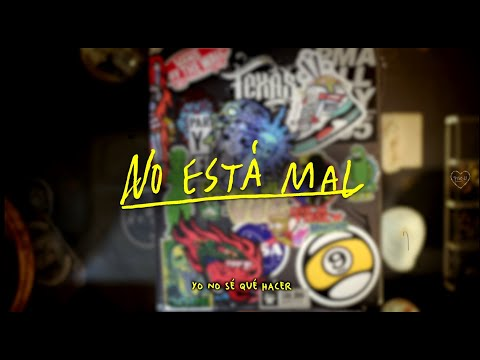 Piso 21 - No Está Mal (Lyric Video)