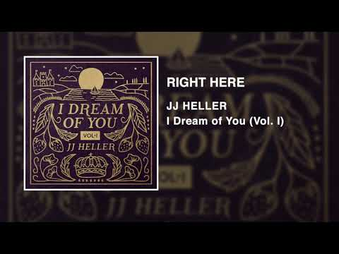 JJ Heller - Right Here (Official Audio Video)