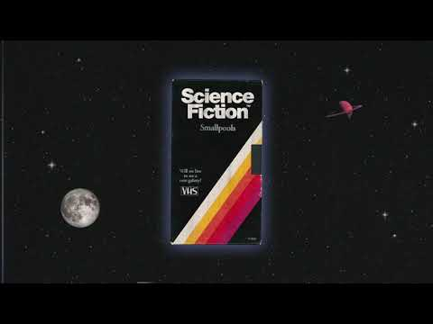 Smallpools - Science Fiction (Official Audio Visualizer)