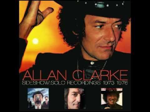 "ALLAN CLARKE(OF THE HOLLIES)-  ""BABY BLUE"" (LYRICS)"