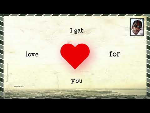 Mr Eazi - Love For You (Lyric Video)