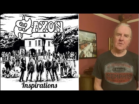 SAXON INSPIRATIONS OUT TODAY!