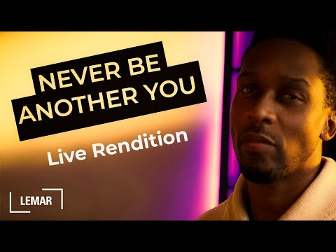 Lemar | Never Be Another You - Live Rendition