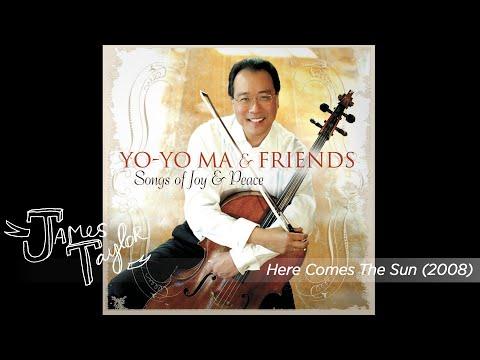 James Taylor & Yo Yo Ma - Here Comes The Sun (TheBarn, The Berkshires, 3/7/08)