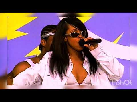 Aaliyah - One In A Million [MTV Spring Break 1997] - HD