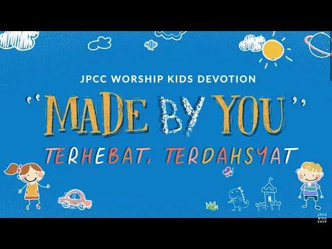 Terhebat, Terdahsyat (Official Devotion Video) - JPCC Worship Kids