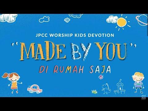 Di Rumah Saja (Official Devotion Video) - JPCC Worship Kids