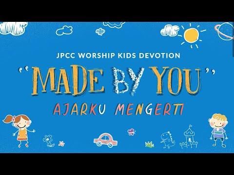 Ajarku Mengerti (Official Devotion Video) - JPCC Worship Kids