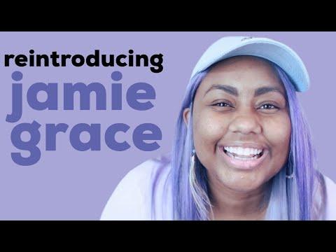 (Re)Introducing Jamie Grace