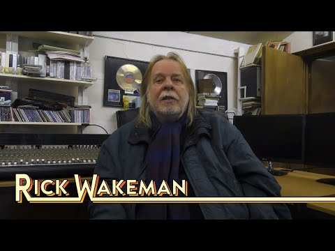 Rick Wakeman - Behind the Tracks: Database (Part 1)