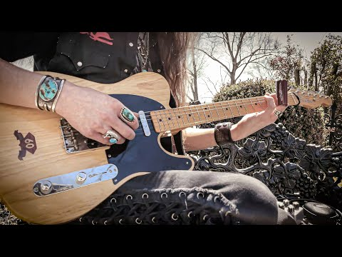 SATURDAY MOURNING • Electric Delta Blues Guitar