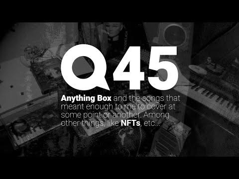 Anything Box | #Quaranstream 45 | #Abox doing #Covers #demos #endpop #NFTs #NFT Talk #synthpop #mod