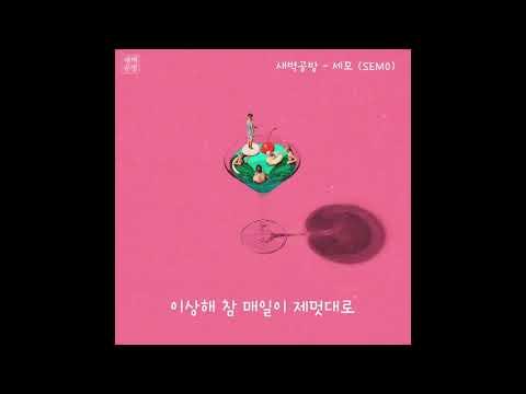 새벽공방-세모(SEMO) lyric video