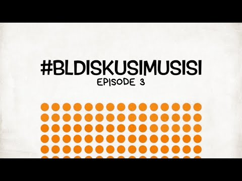 Barry Likumahuwa : DISKUSI MUSISI - Episode 3, Marthin Siahaan [PART 1 of 2]