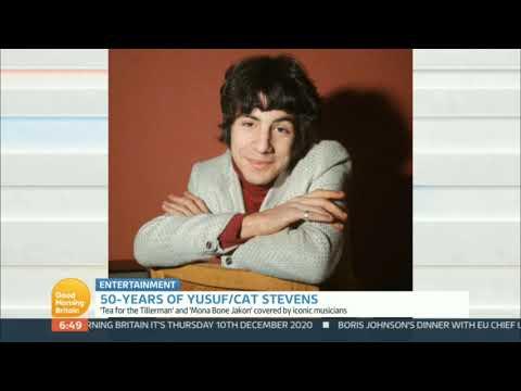 Yusuf / Cat Stevens – Good Morning Britain Interview (December 2020)