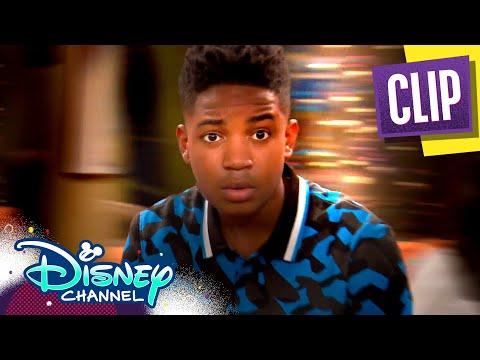 Wheel of Misfortune | Raven's Home | Disney Channel