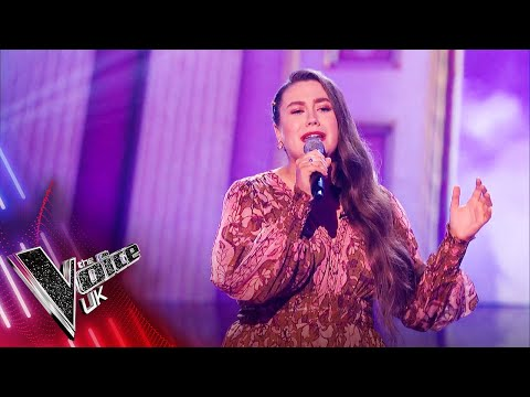Grace Holden 'Dream Catch Me' | The Final | The Voice UK 2021
