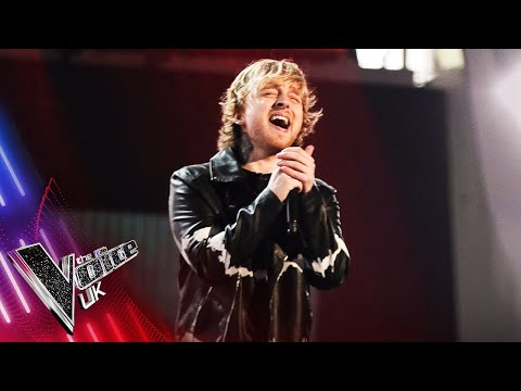 Craig Eddie 'Come Waste My Time'   The Final   The Voice UK 2021