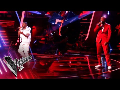 will.i.am and Okulaja 'Where Is The Love?'   The Final   The Voice UK 2021