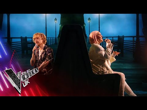 Anne-Marie and Craig Eddie 'Don't Speak' | The Final | The Voice UK 2021