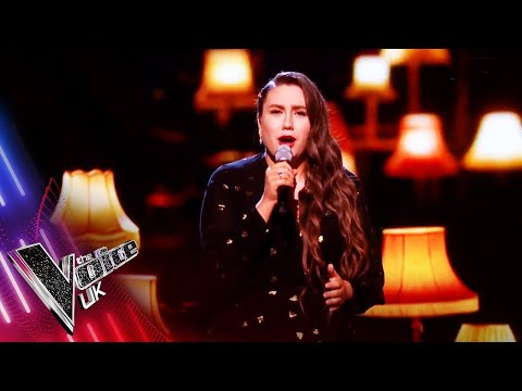 Grace Holden 'Before You Go' | The Final | The Voice UK 2021