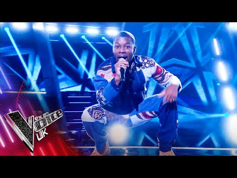 Okulaja 'Counting Stars' | The Final | The Voice UK 2021
