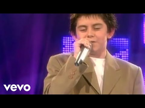 Declan Galbraith - Angels (Live from Red Nose Day 2002)