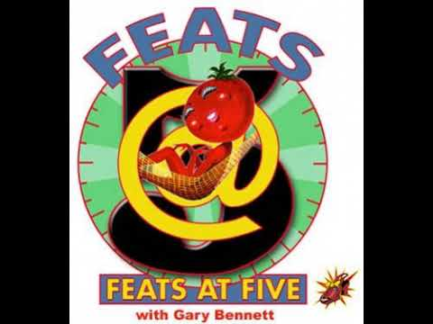 Little Feat's Encore Presentation of Feats At Five Podcast Show #144.
