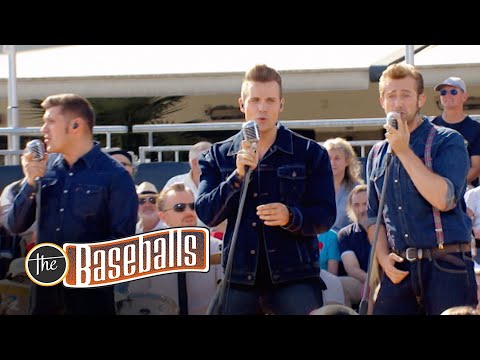 The Baseballs - ...Baby One More Time (Die große Drei-Länder-Show, 02.10.2016)