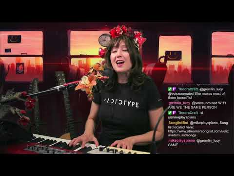 Under The Blankets (♫ Live Improv) - Elizaveta