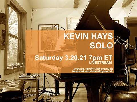Kevin Hays Live from Woodstock