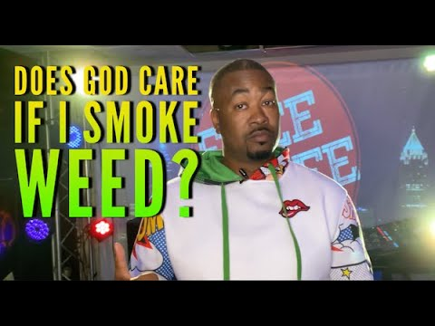 "Canton Jones/ Free Life Church ""Does God Care If I Smoke Weed?"""
