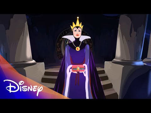 Magic Mirror VR Art | Disney