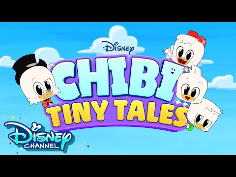 DuckTales Chibi Tiny Tales 💥  | Compilation | Disney Channel Animation
