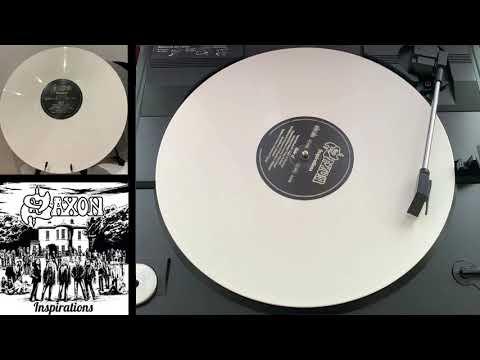 SAXON - Inspirations (EMP Exclusive - White Vinyl)