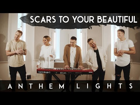 Scars To Your Beautiful - Alessia Cara (Anthem Lights Cover featuring Brook(e)