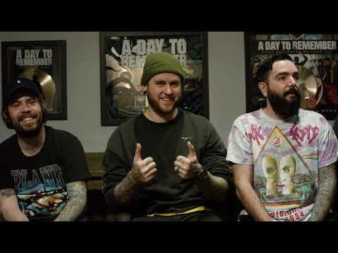 A Day To Remember - You're Welcome (Album Track-By-Track)