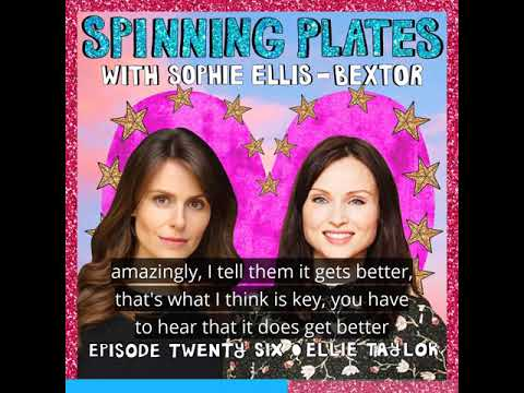 Spinning Plates Ep 26: Ellie Taylor
