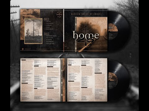 BLESSID UNION OF SOULS 'HOME 25' VINYL REVIEW - I BELIEVE
