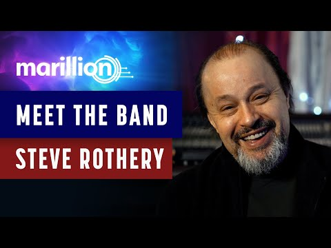 Marillion - Meet The Band 2021 - Steve Rothery