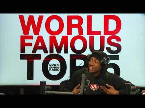 World Famous Top 5 - Rappers who can fight #NickCannonRadio