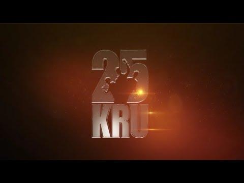 KRU Music 25 Years Throwback Video